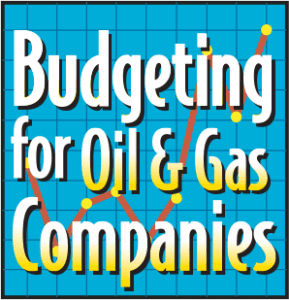 Budgeting for Oil  Gas Companies Logo